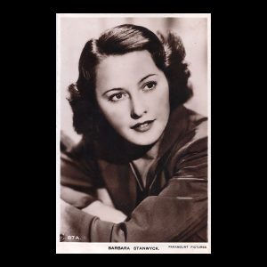 barbara stanwyck photo