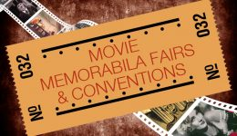movie memorabilia events