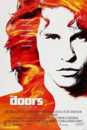 jim morrison doors poster