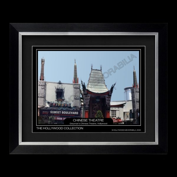 grauman's chinese theatre photograph