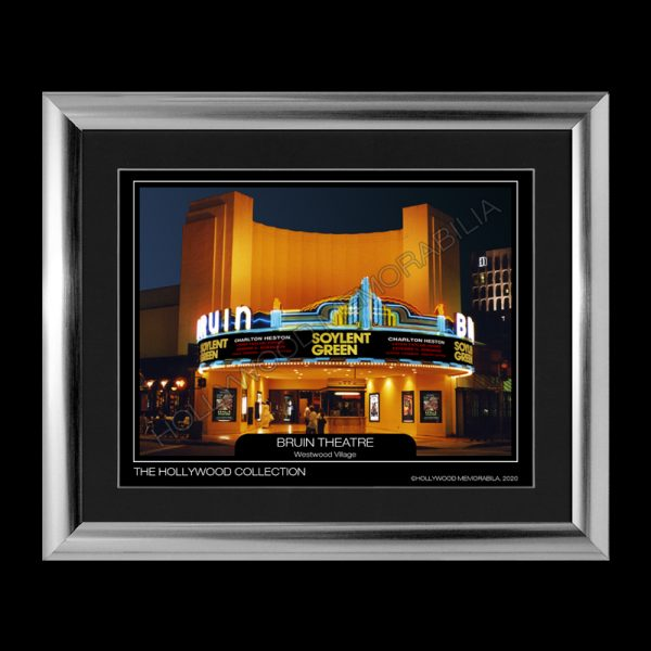 bruin theatre westwood print
