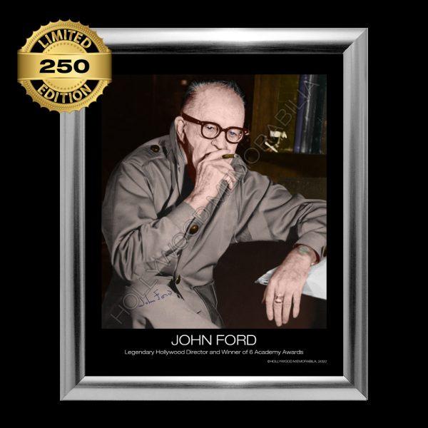 john ford director photograph