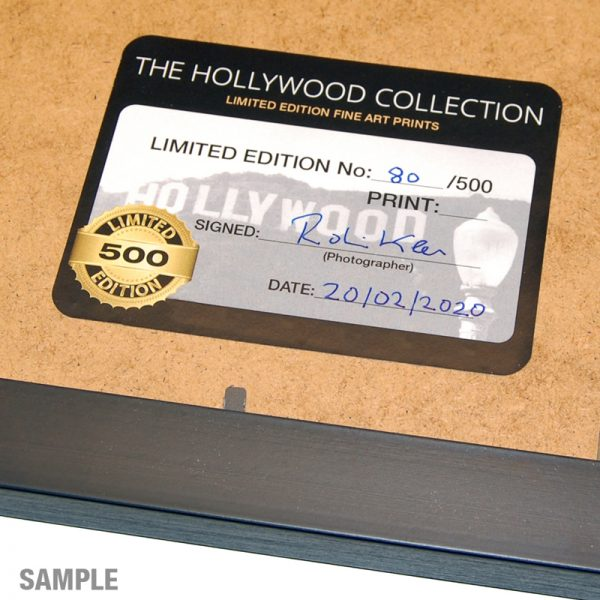 hollywood limited edition prints