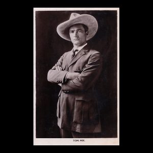 tom mix photo